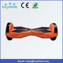 2015 hot sale 1-2 charging time portable magic dual wheel self balancing electrical scooter
