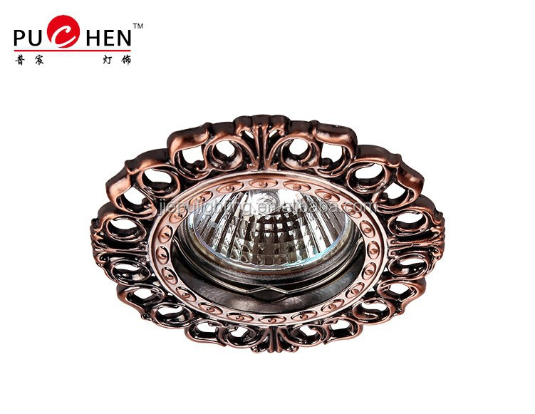 LED Spotlight Source Classical Zinc Ceiling LED Downlight