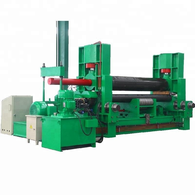 Slip Rolling Steel Plate Bending Machine High Quality