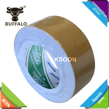 Yellow Release Paper Double side carpet tape applied in carpet fixing and exhibition