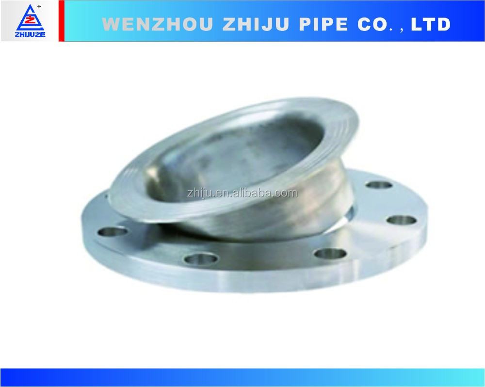 Dn astm a stainless steel flange pipe collar lap