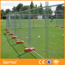 ISO 9001 manufacturer playground temporary fence panels for children