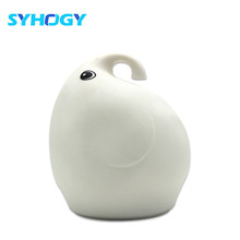 Cute Small Night Light Lamp Touch Sensor Silicone Kids Night Light