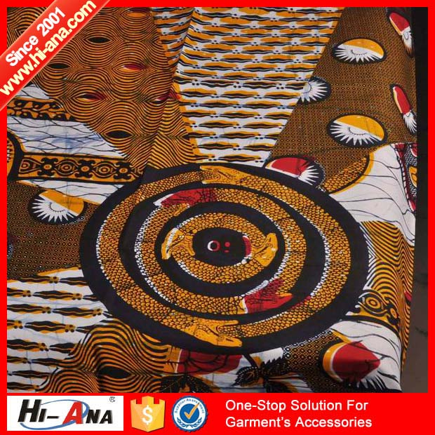 hi-ana fabric3 Familiar in oem odm factory Finest Quality batik fabric