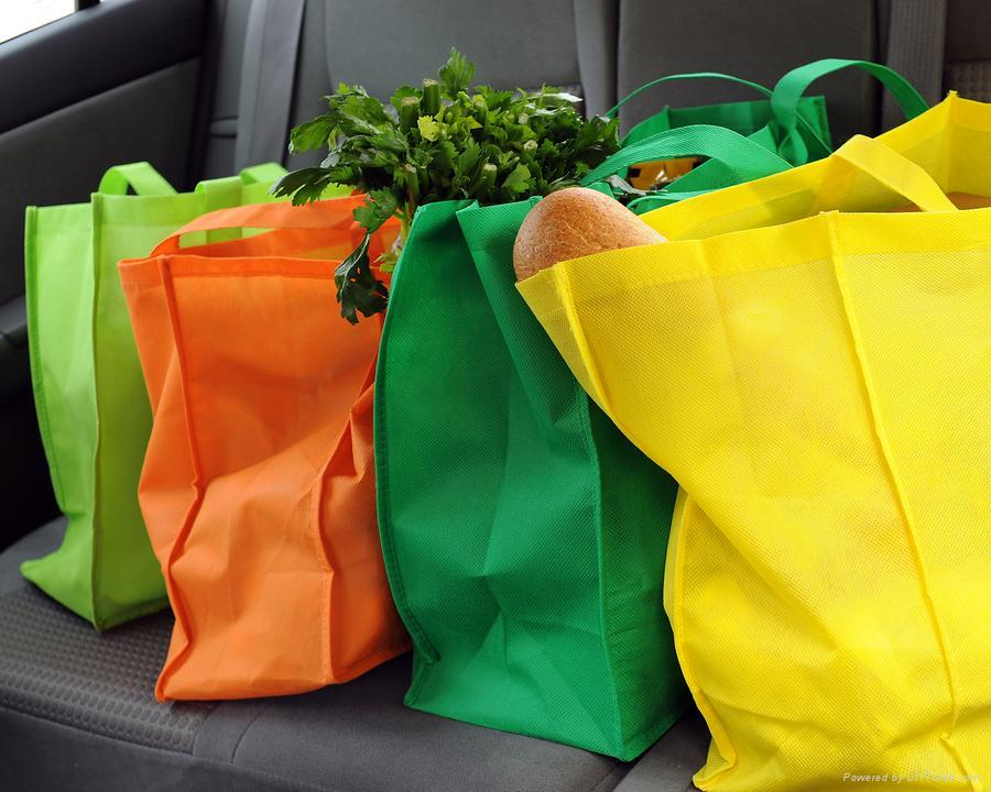 Cheap nice quality plastic shopping bags