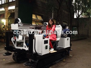 Anchoring Drilling Rig For Grouting