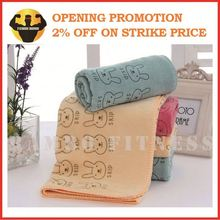 RAMBO Professional Production Printed Made In China Eco Yoga Towel With High Quality