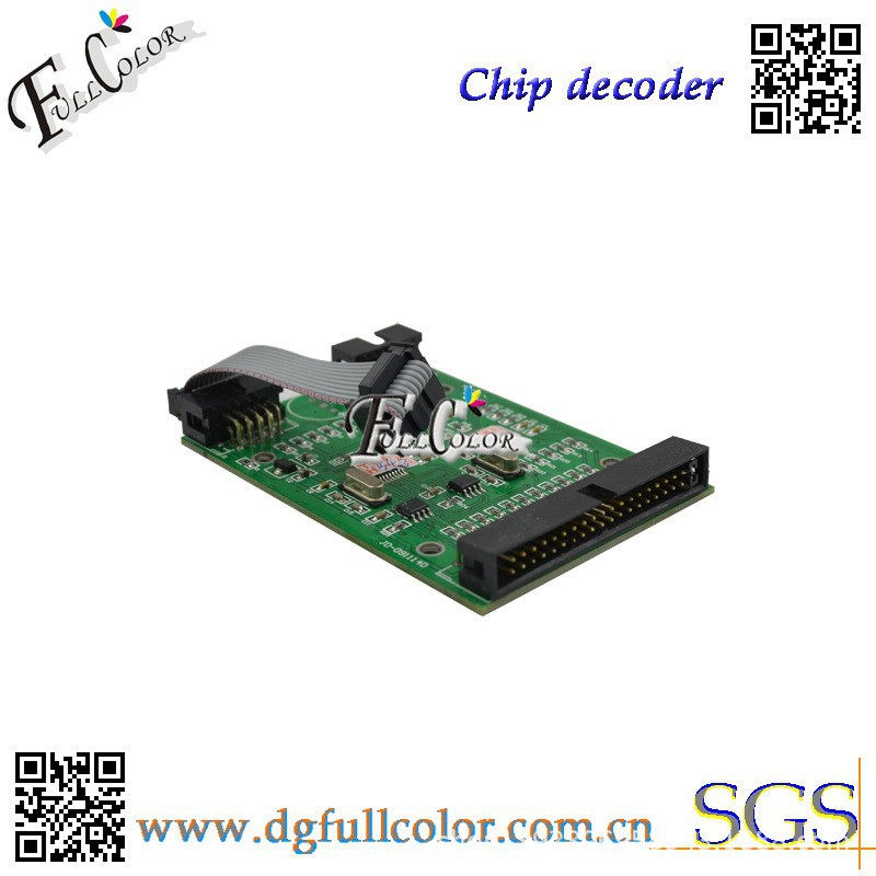 Chip Decryption Card for HP 5000 5500 Cartridge Chip Decoder