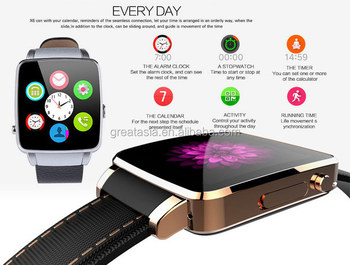 New Bluetooth Smart Watch X6 Smartwatch For Android Phone Support SIM TF Card