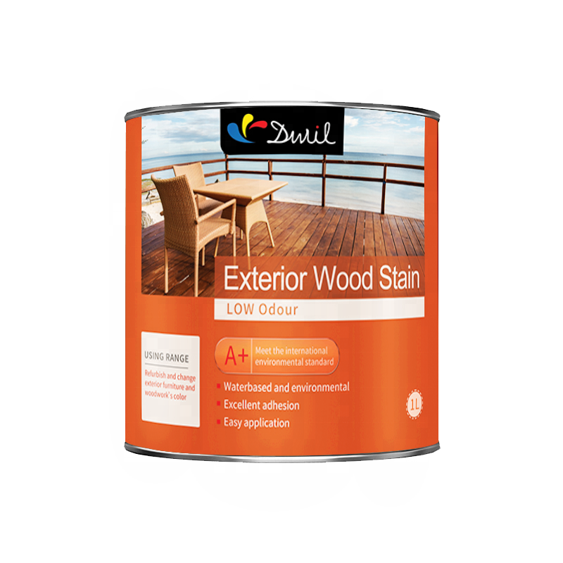 High Quality Exterior Wood Waterbased Paint for Exterior Wood <strong>Coating</strong>
