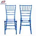 manufacturer polycarbonate clear tiffany chair for wedding