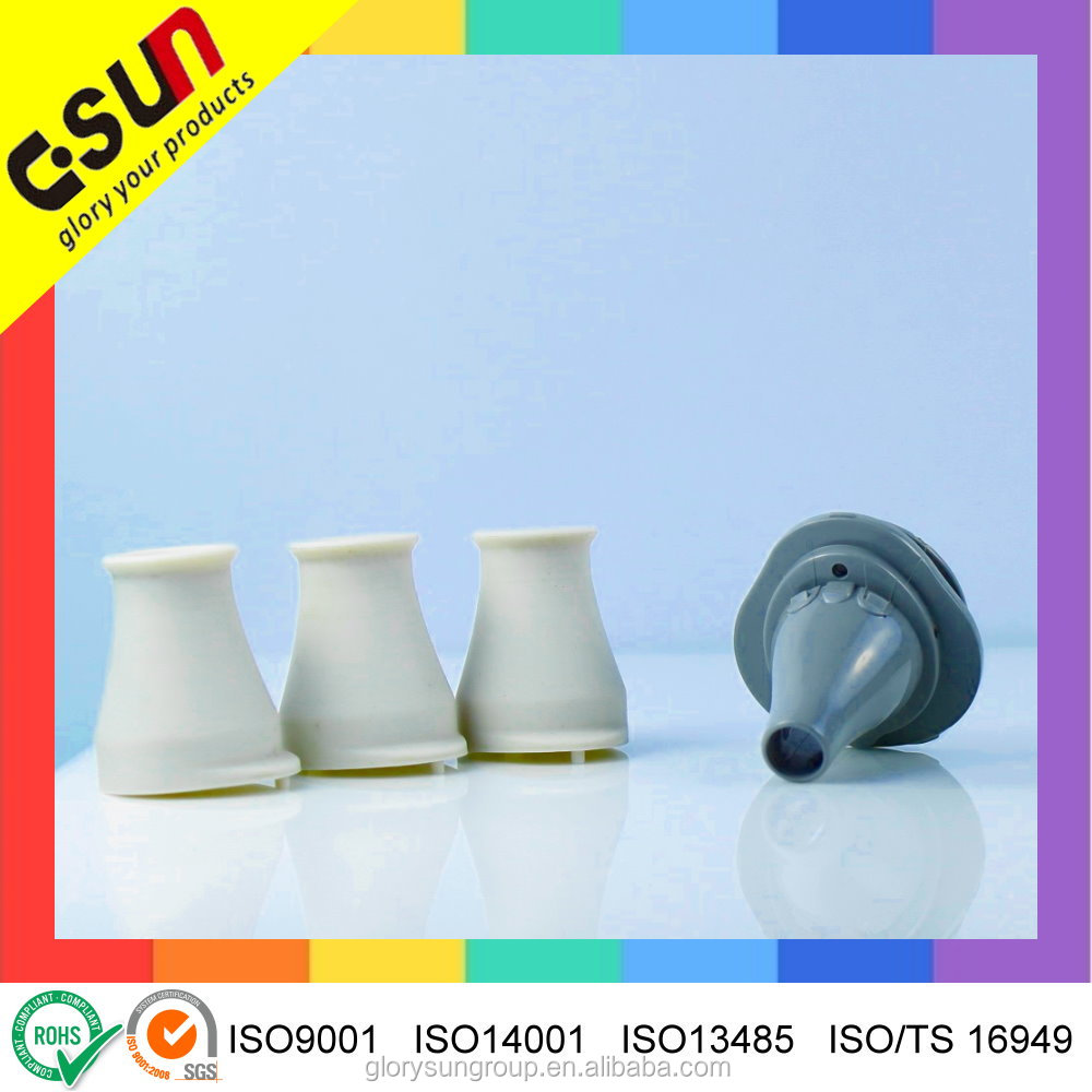 High quality custom made medical device silicon rubber parts/ buttons