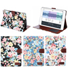 Wholesale flower images wallet flip PU Leather Case for iPad Mini 4 Tablet Covers