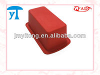 2013 new product shaped square silicone pancake form