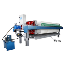 Sludge Dewatering Filter Press Machine for Industrial Waste Water Treatment