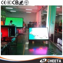 Big Screen P6 Indoor Led Display Screen/led Panel/led Tv Applied To Plazas