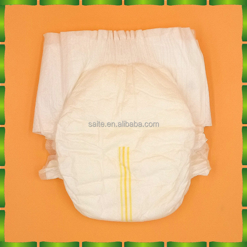 Hot sale saitenm brand eco-friendly biodegradable baby diaper