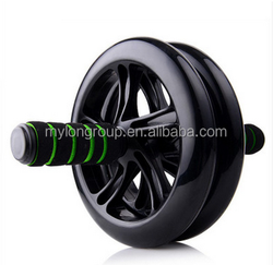 Foam Handle Better Balance Double AB Roller Wheel