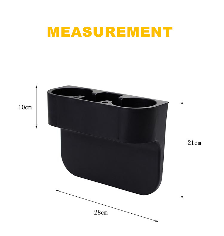 seat gap storage box 5