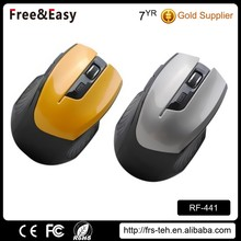 Hot sell 6D 2.4G wireless USB mouse