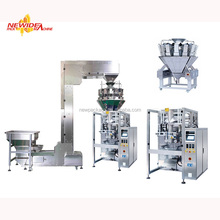Factory 10g-15kg automatic pouch packing machine for granule dried fruit, seeds