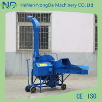 Widely used 13-15 t/h green grass chopper