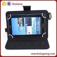 Squirrel Soft 7 inch Leather Case Cover Stand for Universal Tablet PC