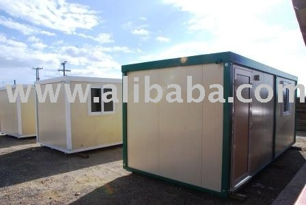 prefabricated mobile cubins