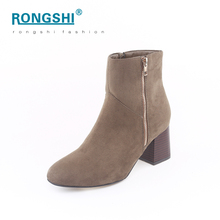 Hot sale stylish high quality women block heels sexy shoes heels fashion