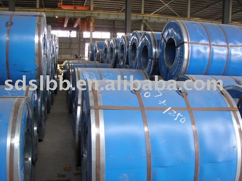 high quality zinc coated steel sheet in coil