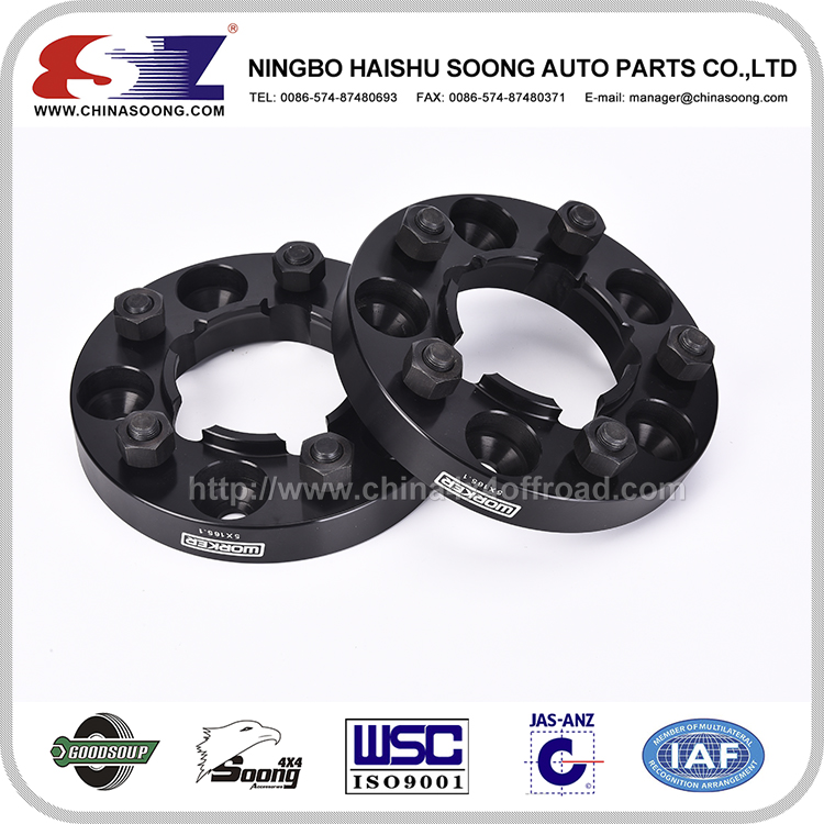 New Style and Popular Auto Car Parts wheel spacers 4x100 for Jeep