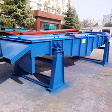 1050*3000 Linear Vibrating Screen For Fertilizer