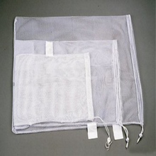 Home foldable polyester mesh laundry product