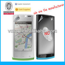 Low Price!! accessories for mobile phones for Nokia 500 oem/odm (Anti-Fingerprint)