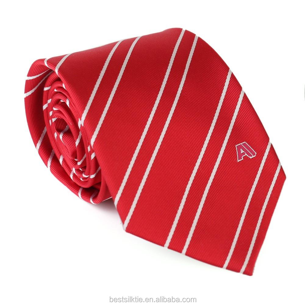 silk custom design cheap printed logo ties buy logo ties