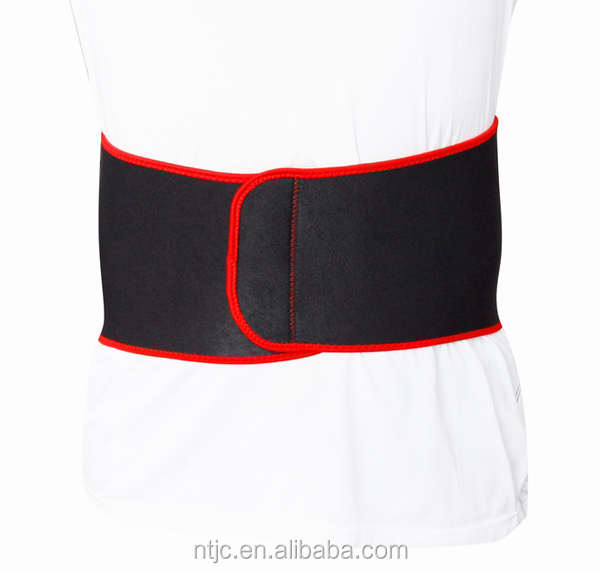Hot Sell Magnetic Neoprene Slimming Heating Belt,Waist Support