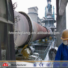 2013 Hot Sale Lime Rotary kiln Used for Quick Lime, Active Lime Calcination