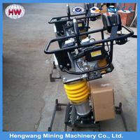 Electric road battering ram/ electric shocking rammer