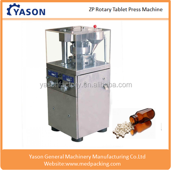 Factory Price ZP-5/7/9 Rotary Punch Tablet Press Machine