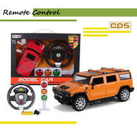 1:16 RC car model for children toy with traffic light
