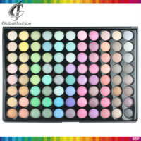 Cosmetics company accept private logo 88 colors eyeshadow shiner