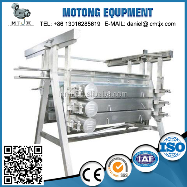 Best price chicken plucking for poultry slaughter machine