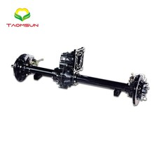 Hot Sale Lowboy High Quality Customized Trailer Axle