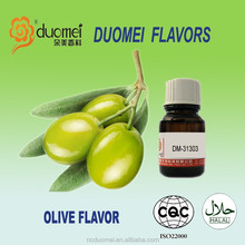 Natural olive oil flavor food grade flavor concentrate liquid flavor