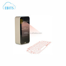 EB-L04 portable infrared bluetooth wireless virtual laser keyboard for ipad phone tablet PC desktop