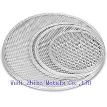 pizza screen,aluminium mesh pizza screens made in china