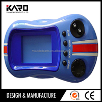 Plastic Kids Car Toy Model by Injection Plastic Molds