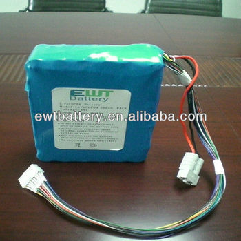 CE Rechargeable battery for E-bike 12V 30ah lifepo4 battery