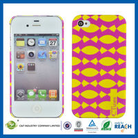 C&T bumper frame hard case for iphone 4