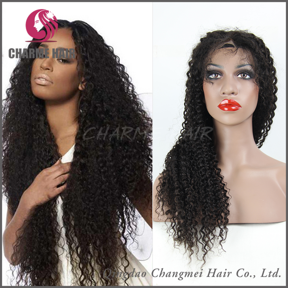 Charme hair TOP selling 2017 new arrival aliexpress full lace wholesale brazilian virgin human hair wigs
